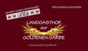 Goldene Garbe
