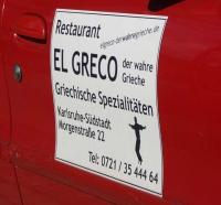 Restaurant Der Wahre Grieche
